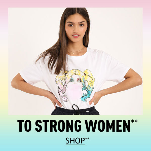 To strong women